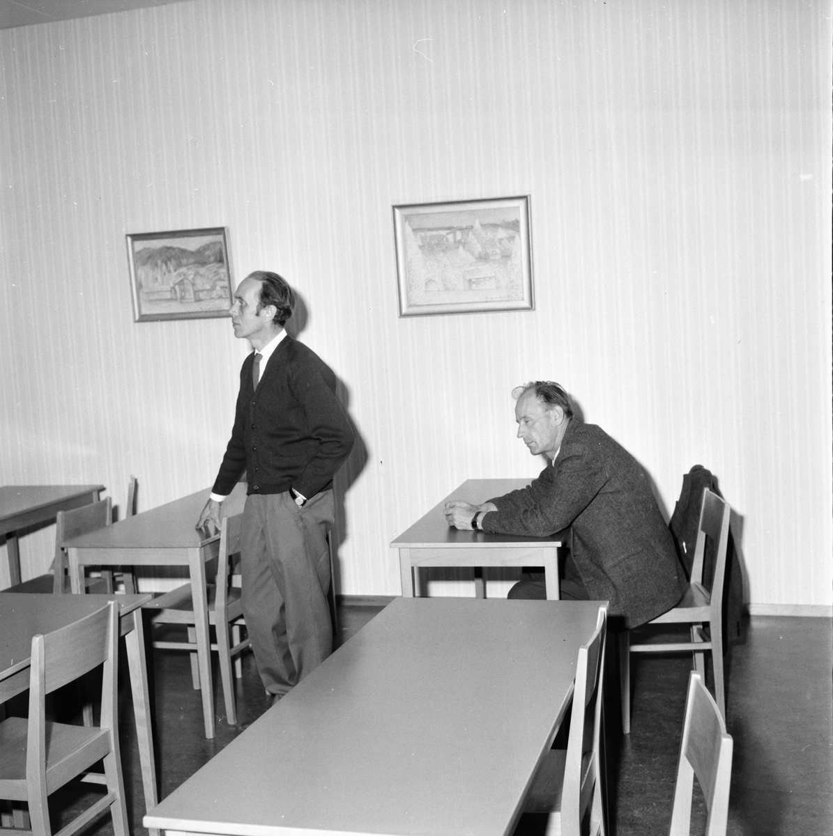 Zigenarna i Bollnäs. 15/9-1964