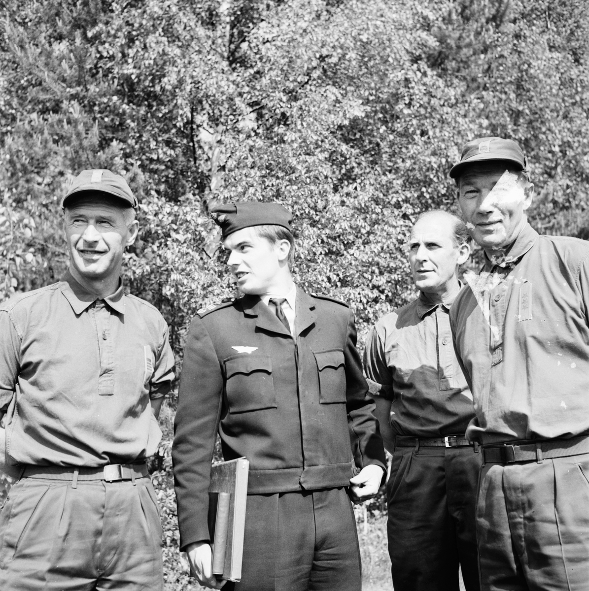 Stagården. Centralförbundet för befälsutbildning. 12/6-1967
