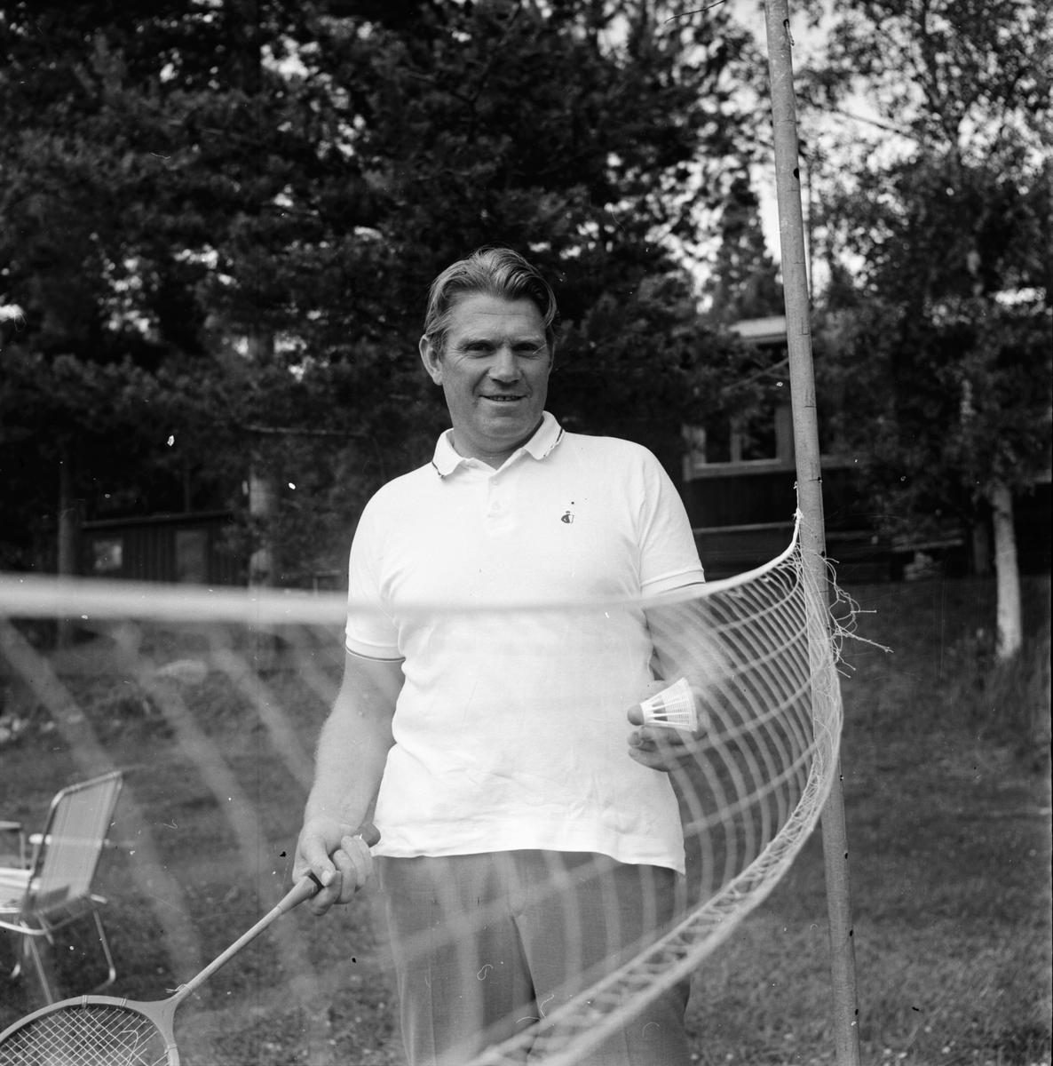 Tomterna, Olle Orgård, Juli 1970