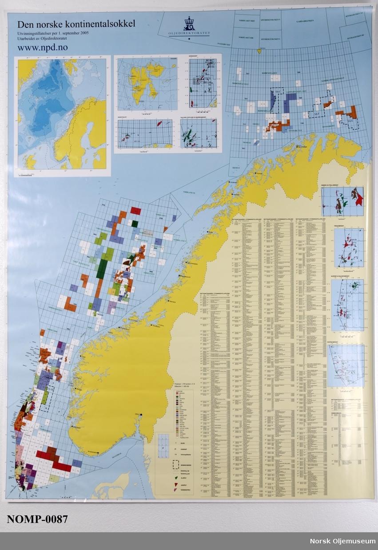 snøhvitfeltet kart Kart   Norsk Oljemuseum / DigitaltMuseum snøhvitfeltet kart