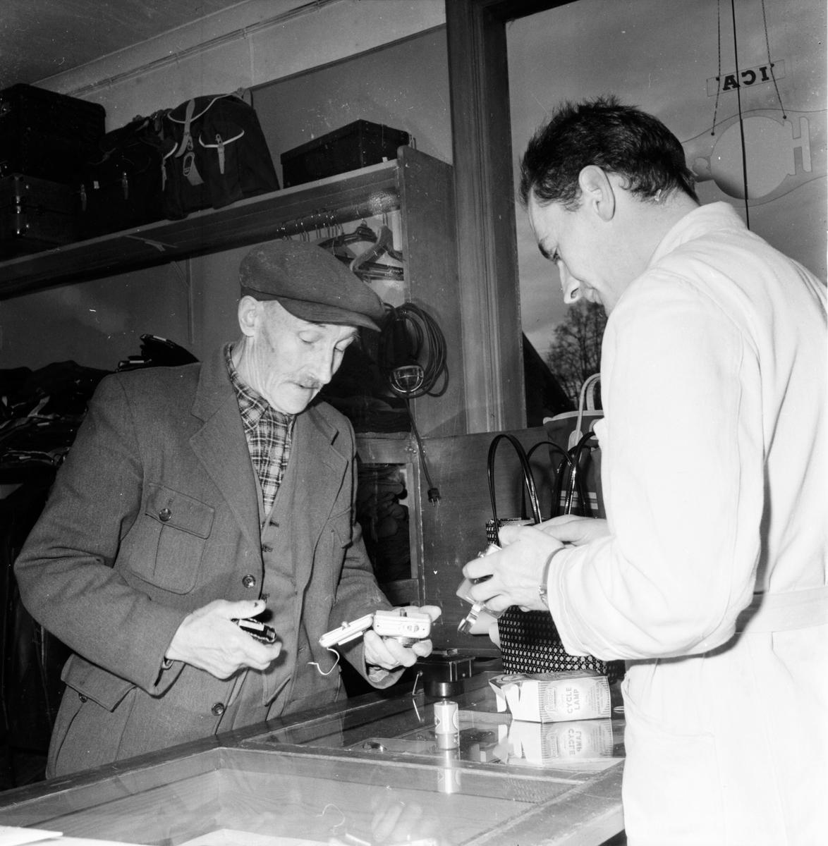 Handelsbolaget Flora Holmsveden November 1955
