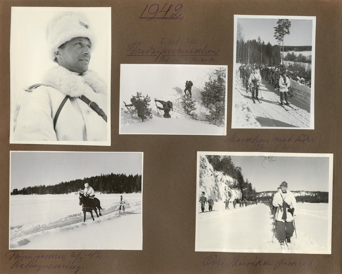 Officerare från Södermanlands regemente I 10..