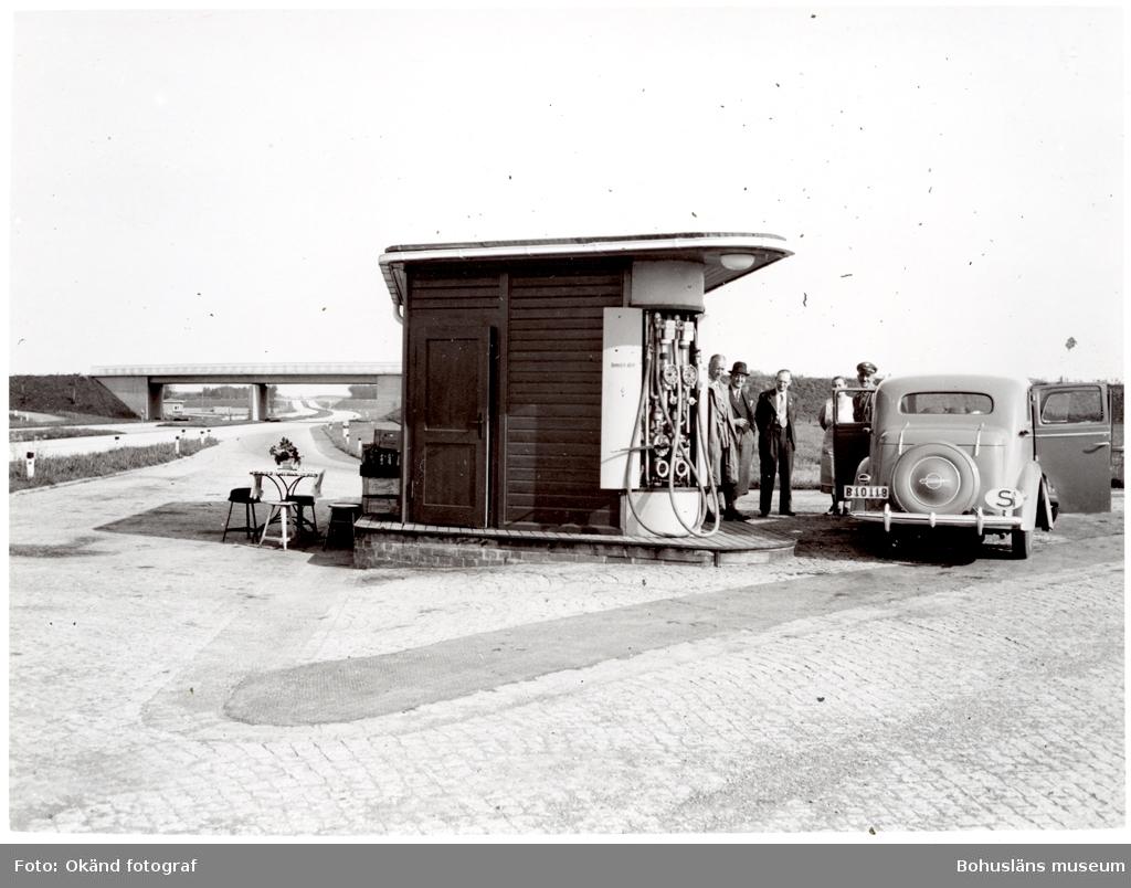 Byggandet av autobahn mellan Berlin och Breslau