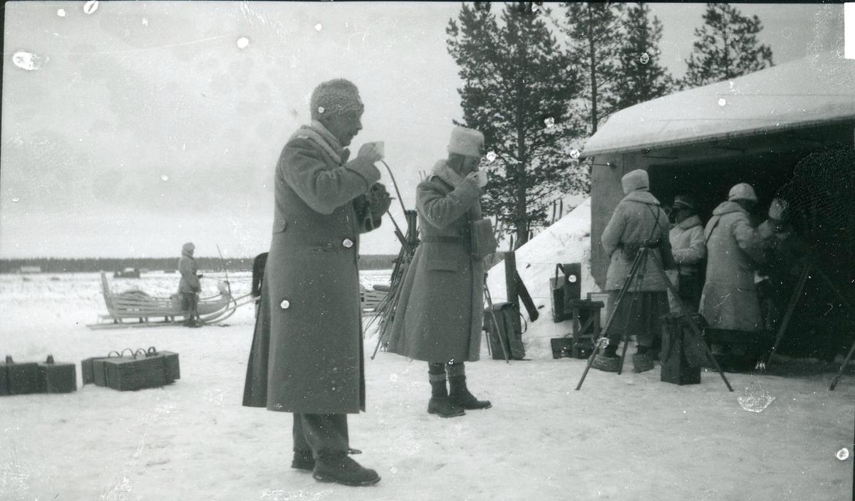 Osterman, generalfälttygmästare och överste Schmiterlöv i Marma.