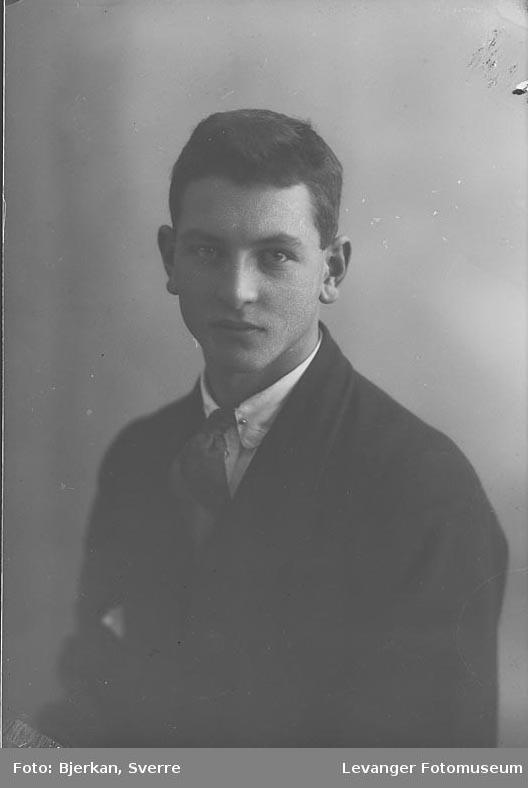 Portrett av Ludvig Reinan