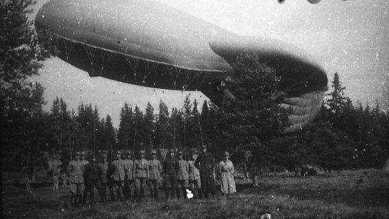 Fältballong m/1932.