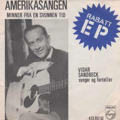 Vidar Sandbeck EP nr. 11 (Foto/Photo)