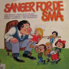 Vidar Sandbeck LP nr. 6 Sanger for de små