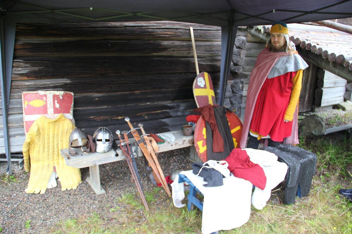 Utrustning middelalder
