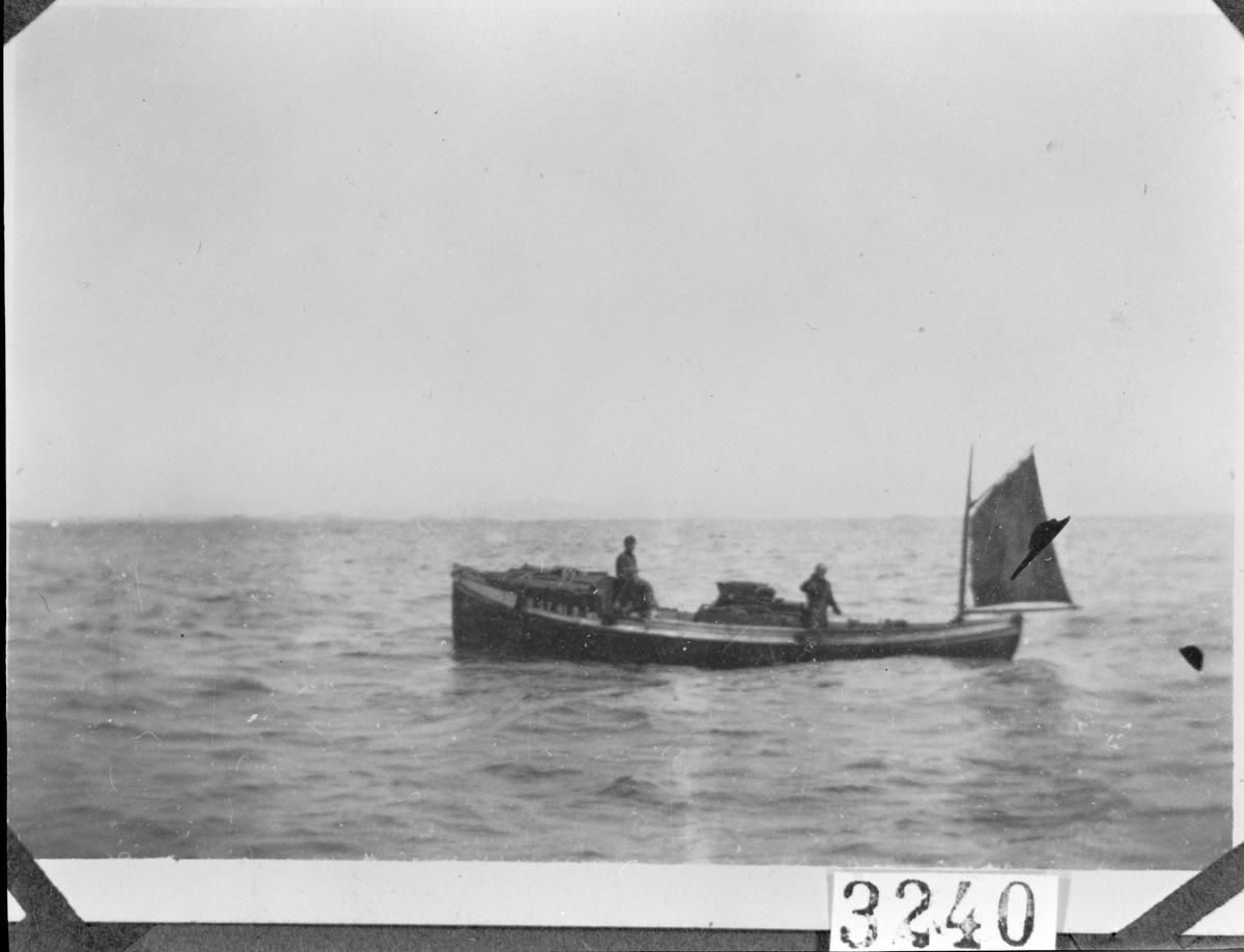 """Fiskebåt. """"Viking"""" ST-41-Ø"""
