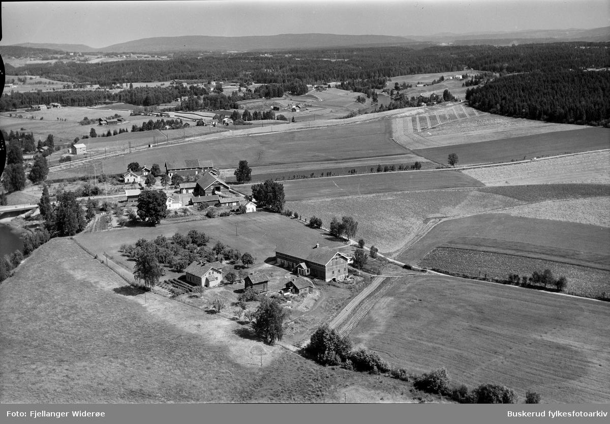Ask. Søndre Bjørke gård,  Askveien 1955