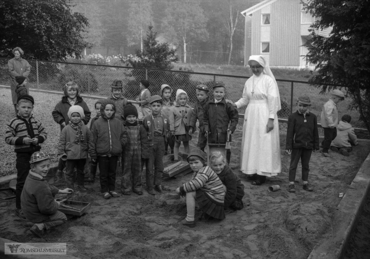 """1962"".""Barnehagen St.Carolius"""