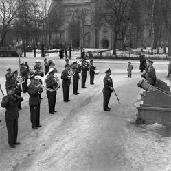 Avskjed for general Oscar Strugstad