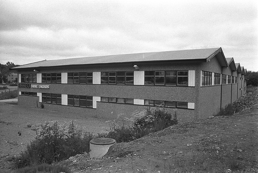 Bakkelis engroslager i Harstadbotn.