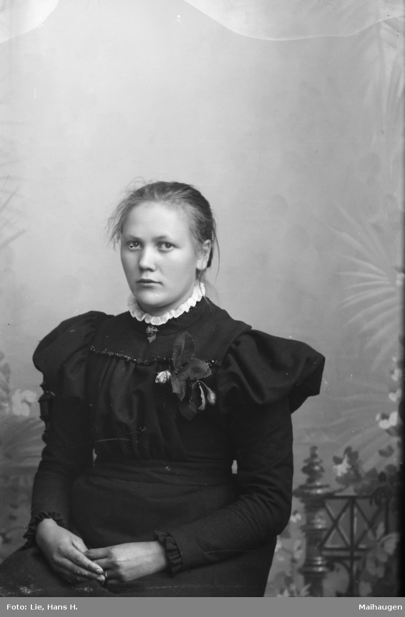 Portrett av Lise Storodden
