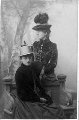 Ragnhild og Dagny Juell. Foto/Photo