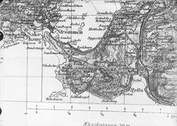 kart over inderøy DigitaltMuseum kart over inderøy
