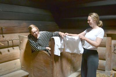Privatliv Hygiene sex og følelser i Setesdal i 1769