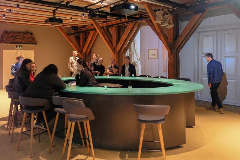 Historiebaren BAR 1567 i Tøihuset, Gamlebyen (Foto/Photo)