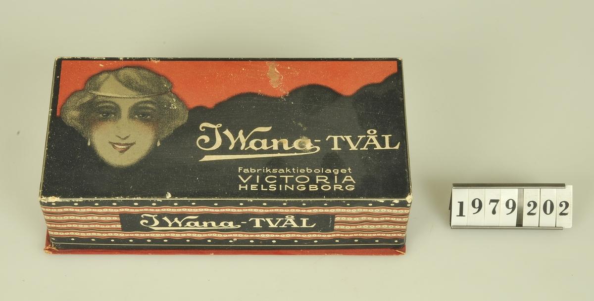 Modell/Fabrikat/typ: I WANA-TVÅL