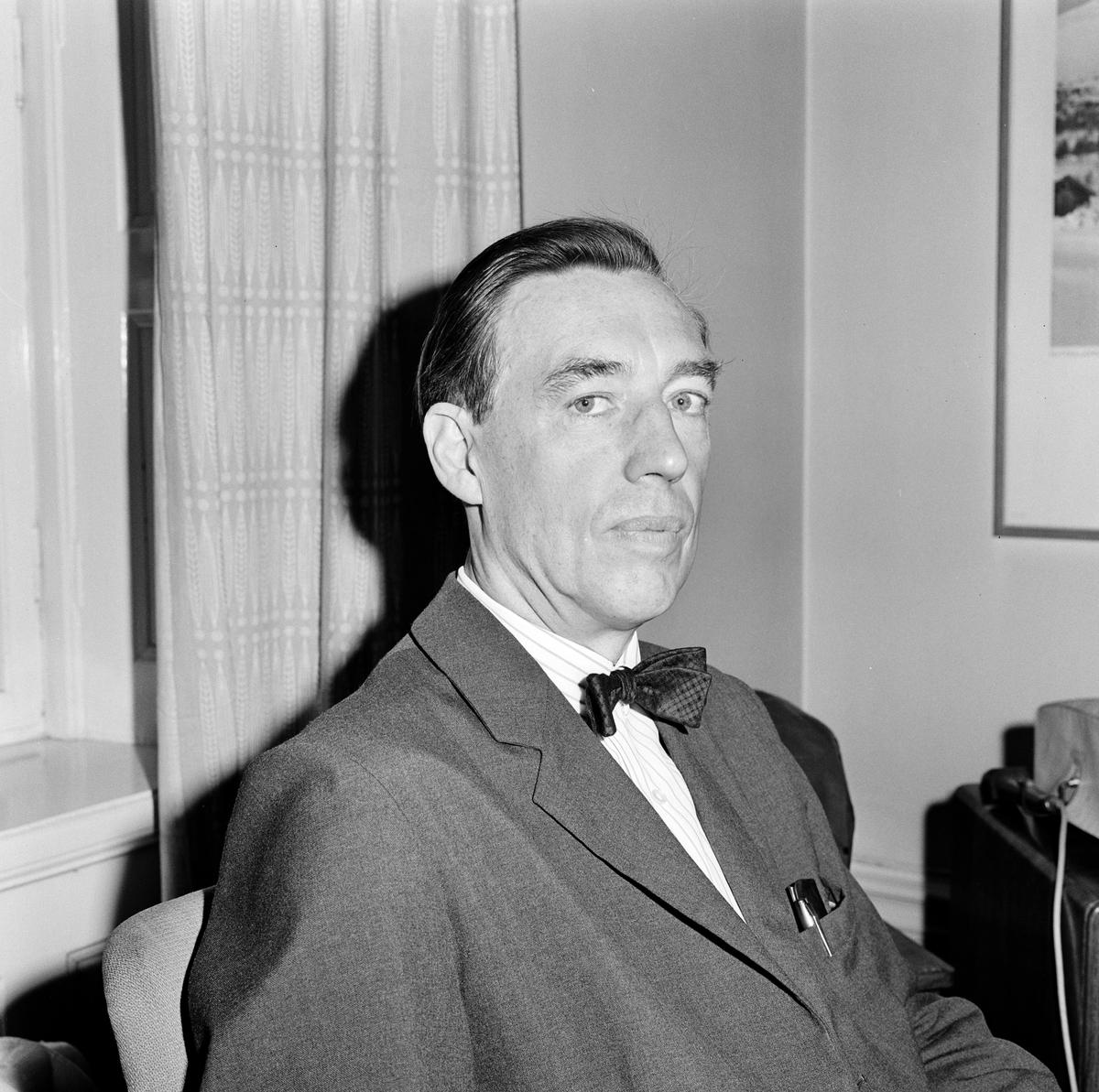 Byrådirektör, Brd, G. Holvid