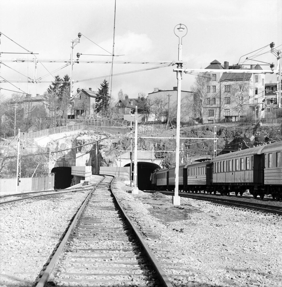 Järnvägstunnlar