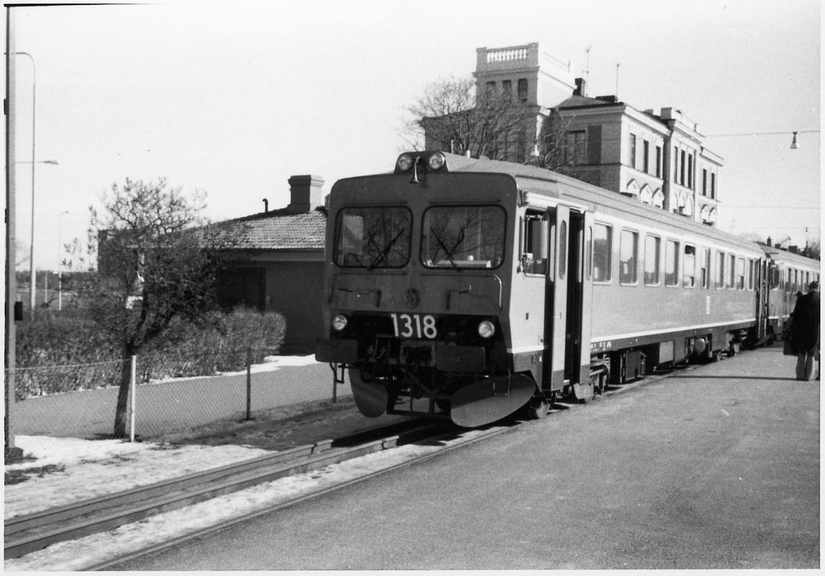 Statens Järnvägar, SJ Y1 1318.