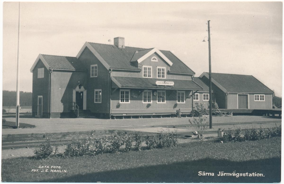 Särna station