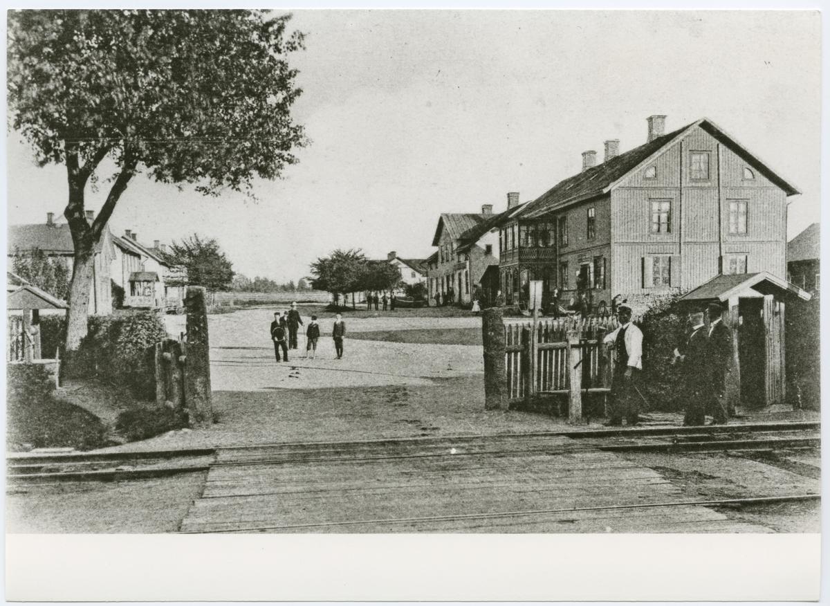 Sävsjö  Järnvägsstation .