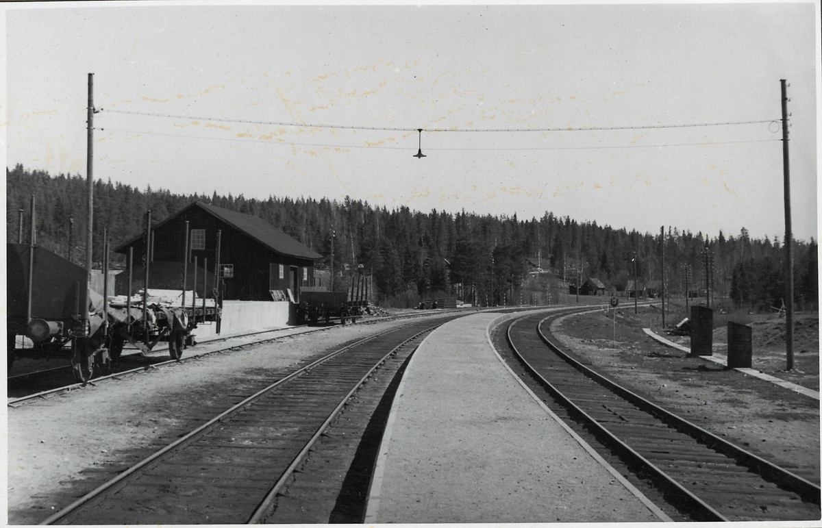 Norrfors station.