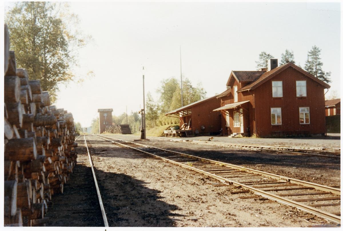 Limedsforsen station.