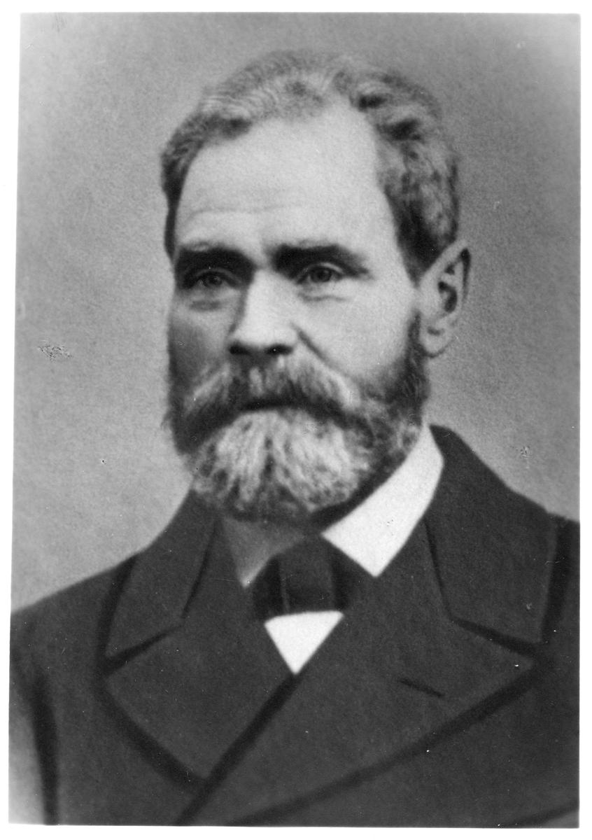Stationskarlsförman S. Boklund.