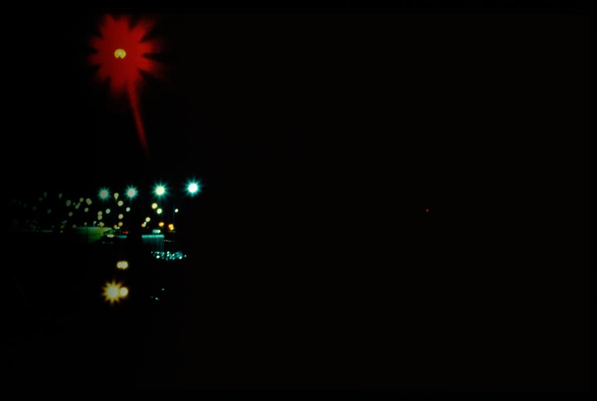 Nattbild.