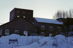 Toten Cellulose : strømfordelingsanlegg,klorhuset og klodiok