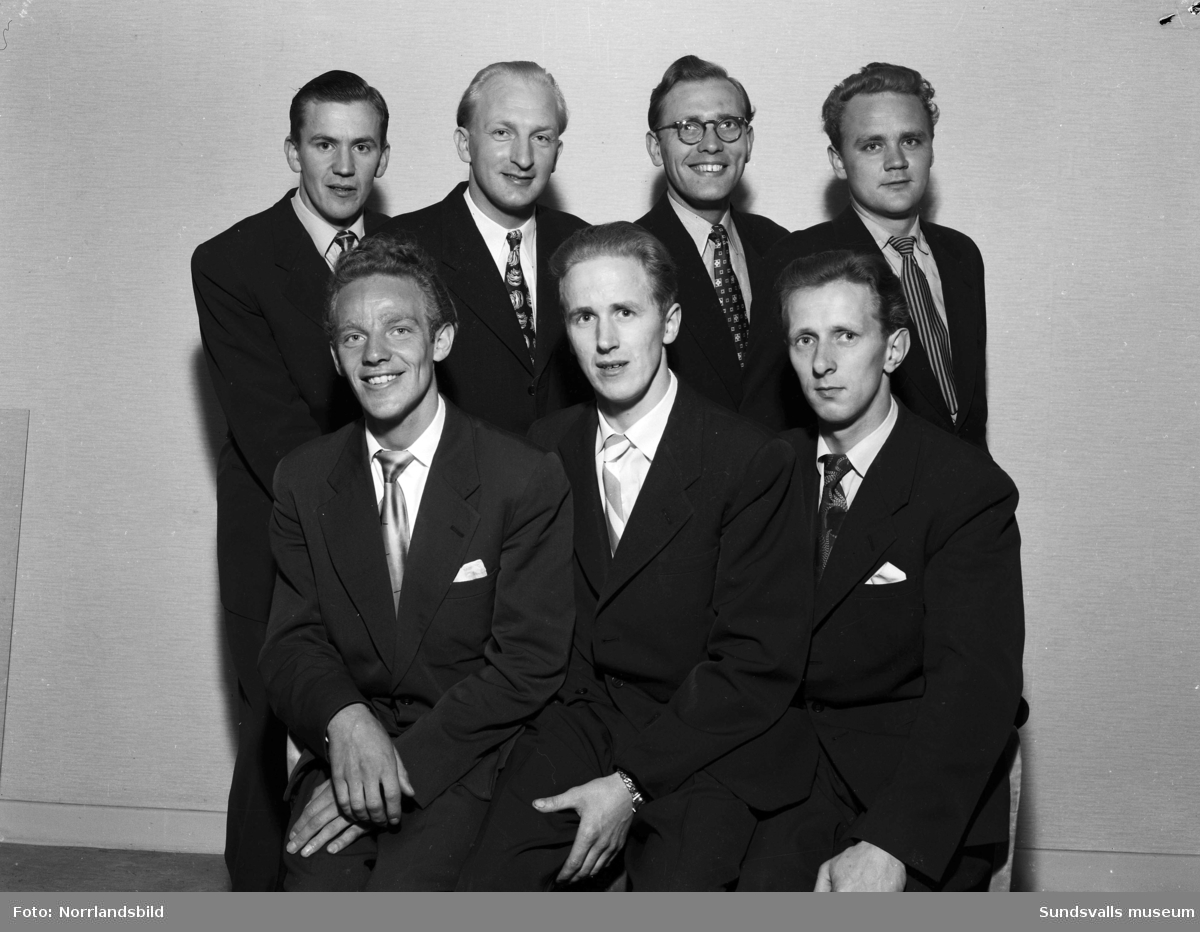 Bertil Svedins orkester.