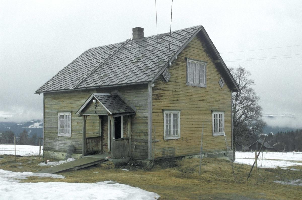 Våningshus, Åseng