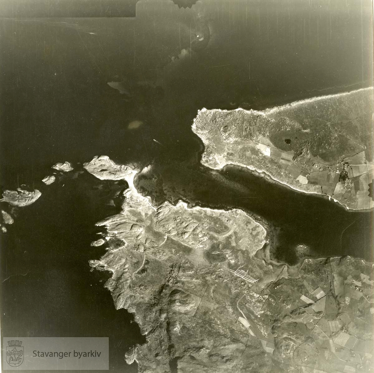 Jfr. kart/fotoplan C46/434..Bru og Sokn..Se ByStW_Uca_002 (kan lastes ned under fanen for kart på Stavangerbilder)