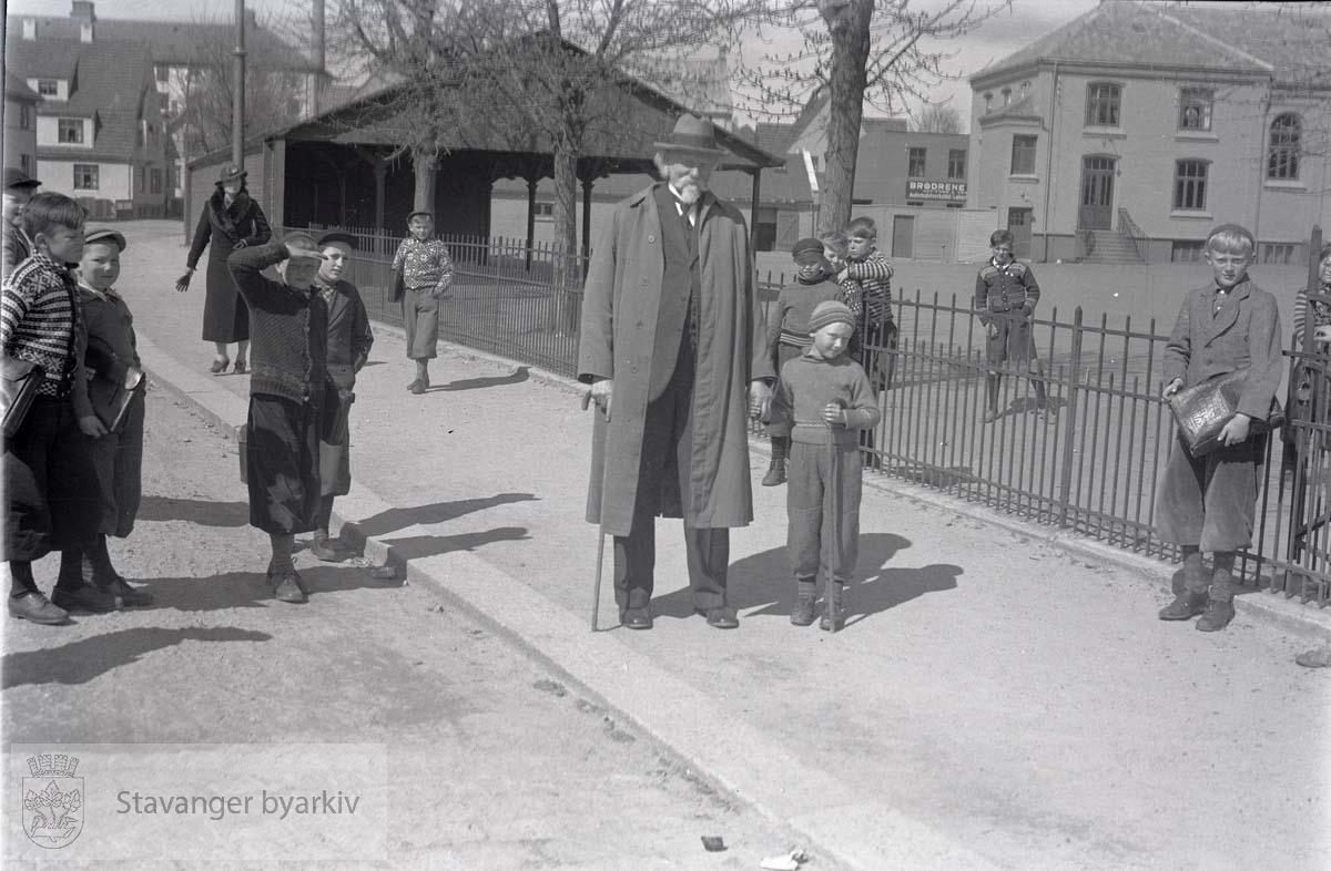 O. Olsen & co. Våland skole