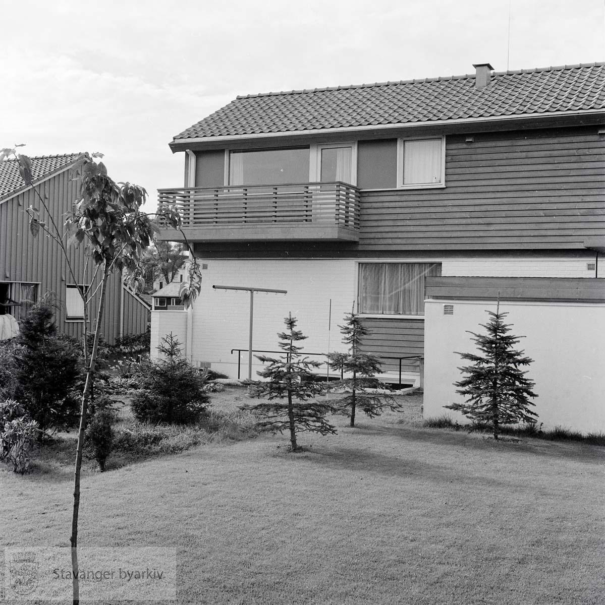 Hus i Hjaltlandsgaten