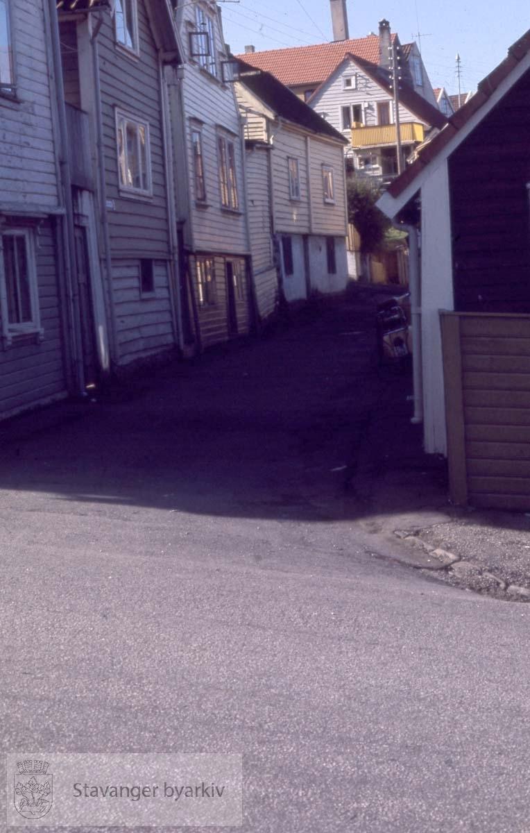 Blåsenborg.Uvisst hvilken gate