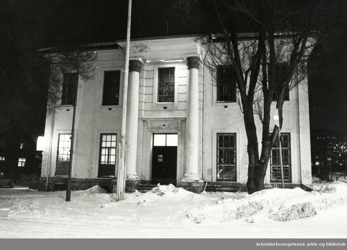 Grefsen kino. 1980 - 1985