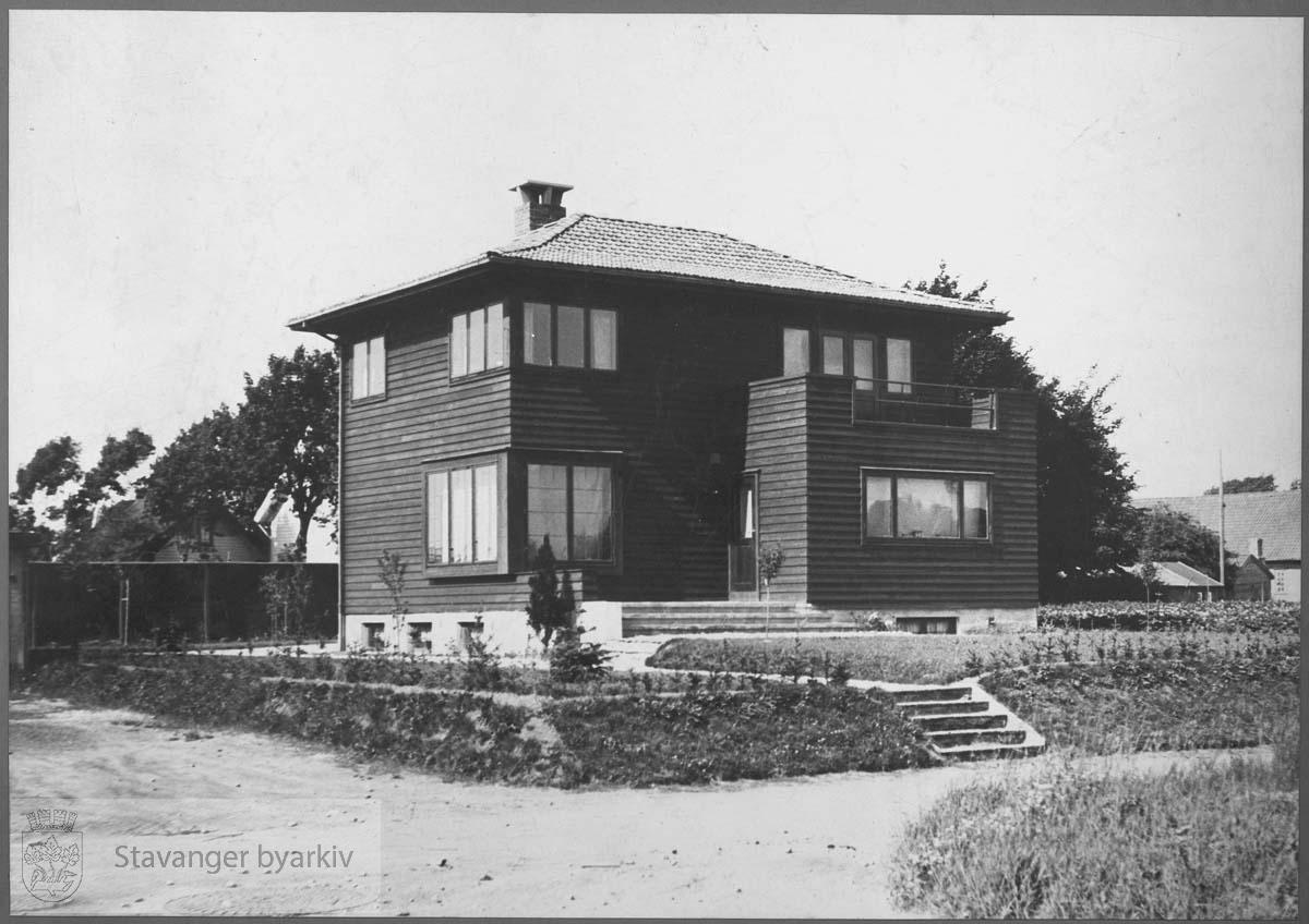 Hus i funksjonalistisk stil