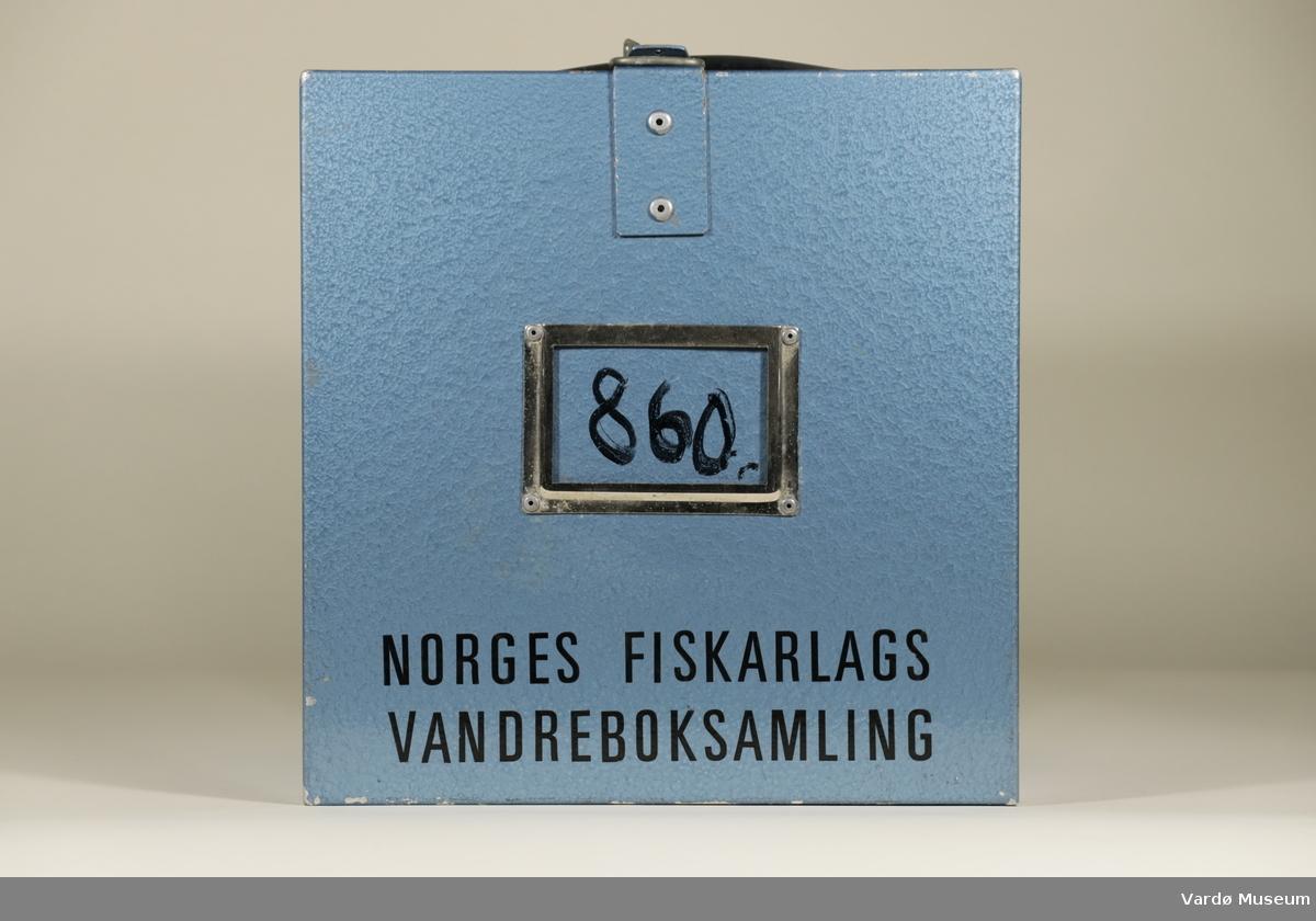 Norsk Fiskarlags vandreboksamling