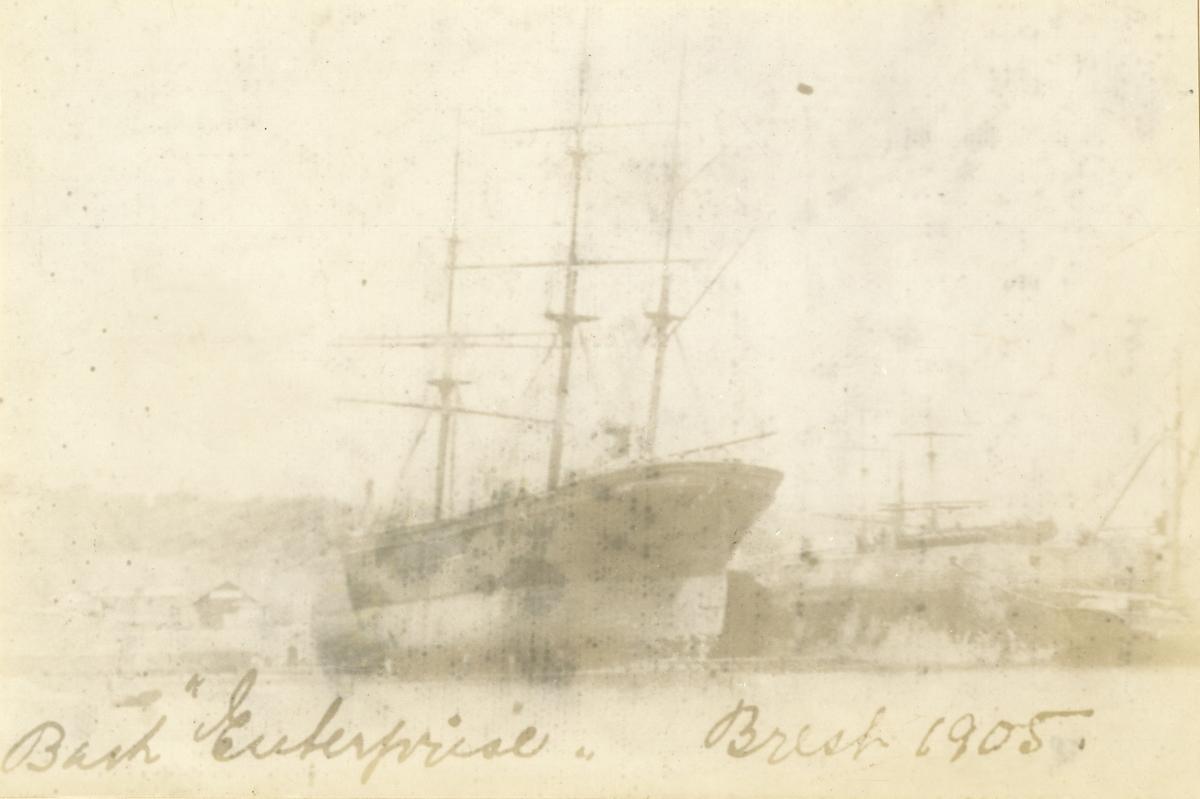 Fullrigger 'Enterprise' (b.1875, T. H. Oliver, Quebec, Canada)