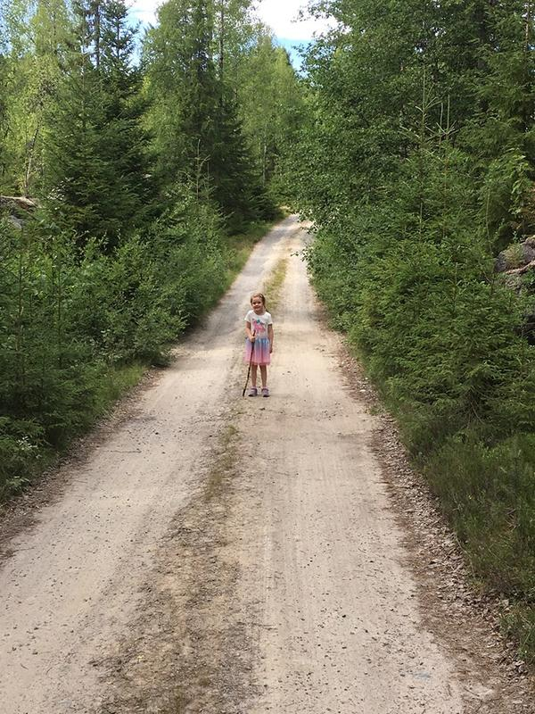 Sætervegen, Skålbergsætra