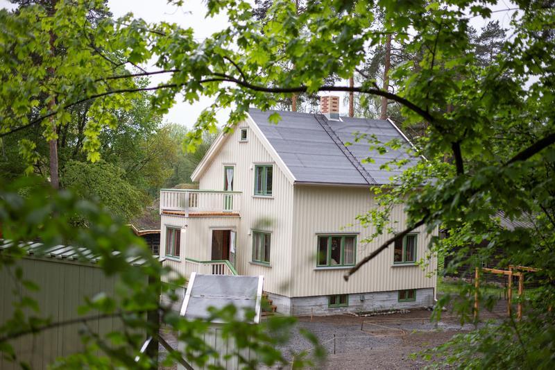 Gjenreisningshus fra Finnmark