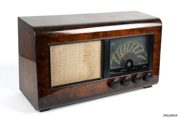Radio hekte