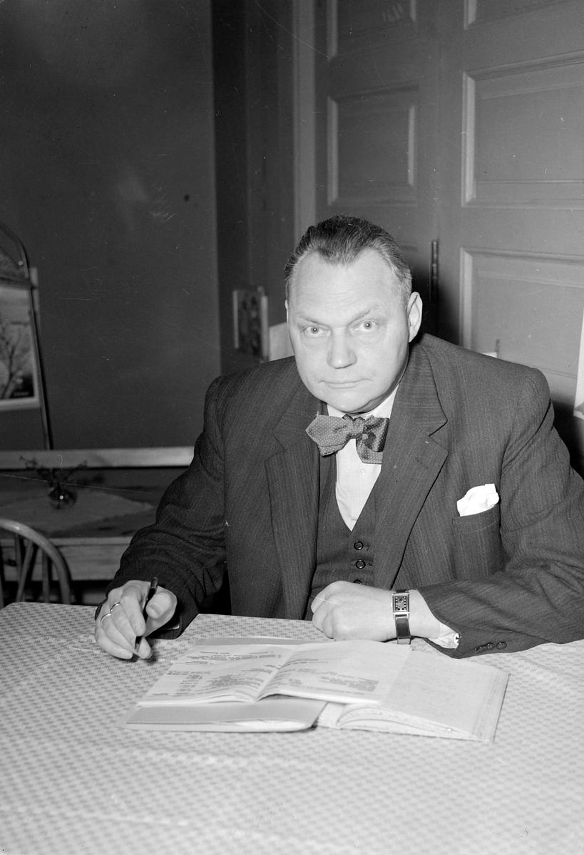 Kirkeverge Arne Johnsen