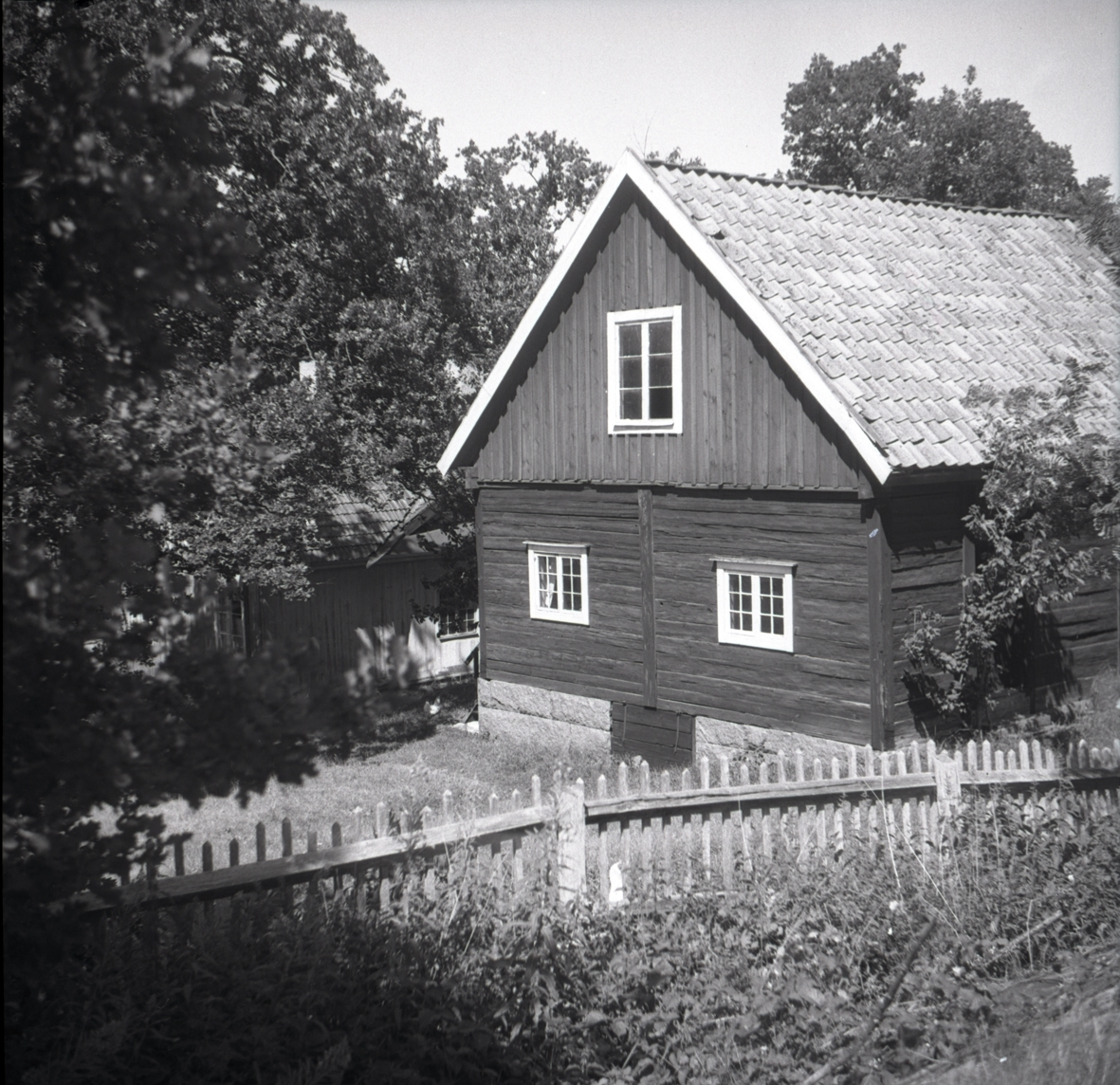 Misterhult Church Graveyard in Oskarshamn, Kalmar ln