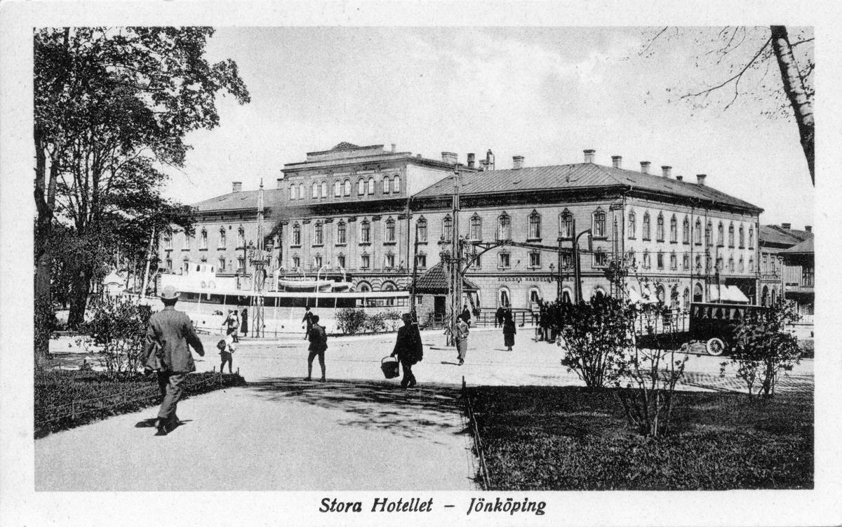 Stora Hotellet i Jönköping.
